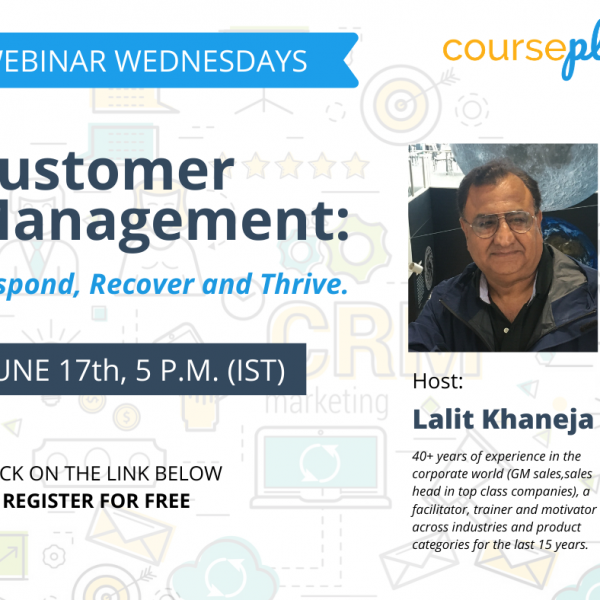 webinar customer management
