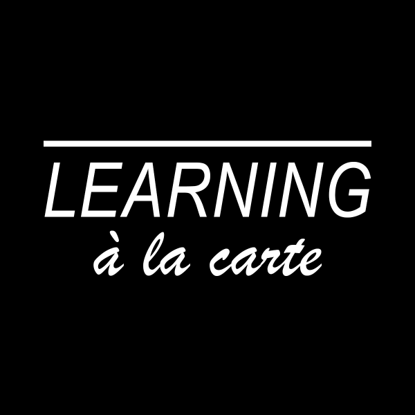 Learning à La Carte
